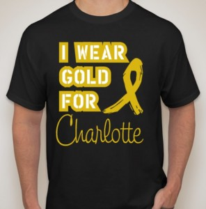 September is Childhood Cancer Awareness month!!